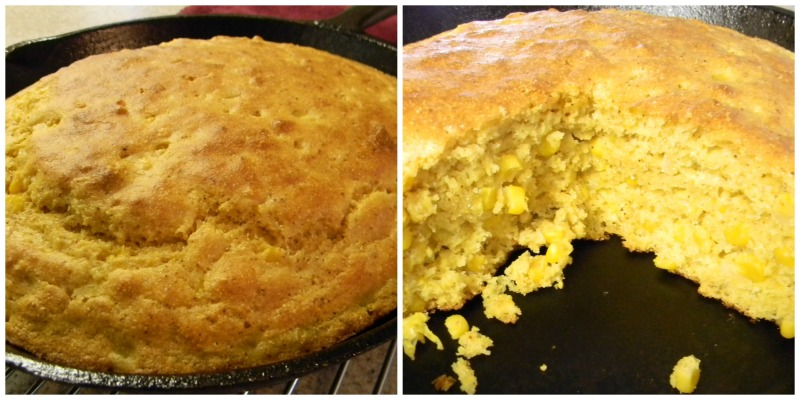 Cornbread Casserole - no oil added!