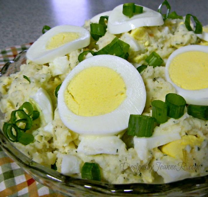 Jeanne's Potato Salad