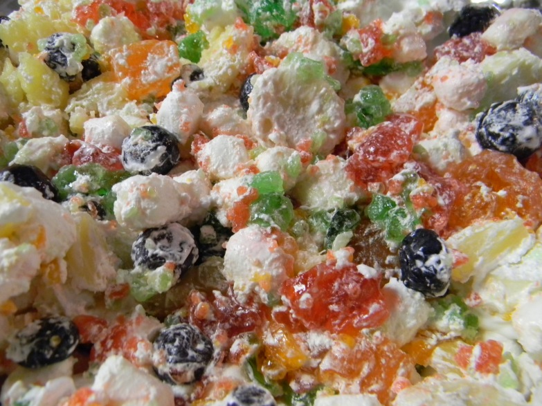 Gene's Jell-o Fruit Salad for a Crowd