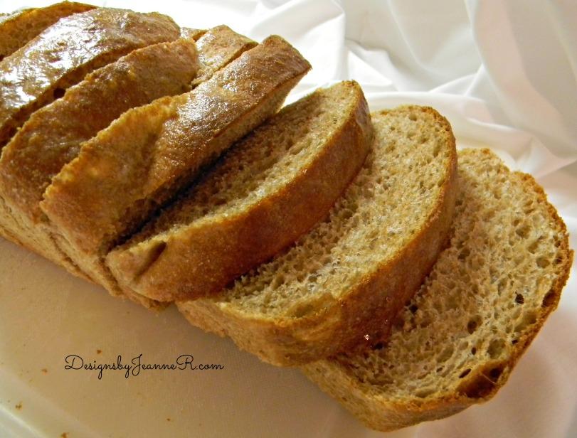 Tender Wheat Bread