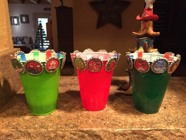 Party Cup Charms
