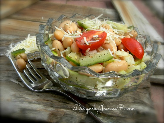 Cannelli Bean Salad
