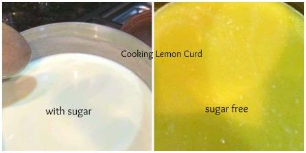 Cooking Lemon Curd